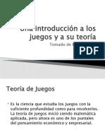 IntroducciónGeneralJuegos