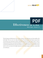 Wp Effectiveness of Uat