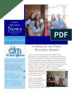 November/December Newsletter