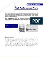 High Performance Trays