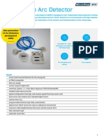 Waveguide Arc Detector_product sheet