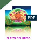 RITO DEL ÚTERO (SIUATL)