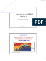 Economic Survey Volume 1 Part 1 (12th June)