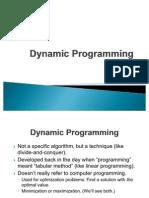 Ch15 Lesson15 16 Dynamic Programming