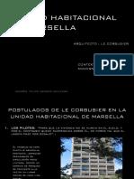 UNIDAD HABITACIONAL DE MARSELLA