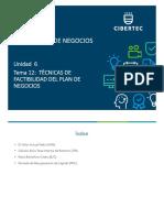 PPT Unidad 06 Tema 12 2019 06 Plan de Negocios (2227)