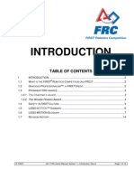 Complete FRC Game Manual 11Jan2011