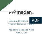 Sistema de gestión SST promedan.docx