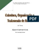 Estrutura Dados algoritmos e pseudocodigo