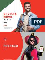 Revista   Móvil Marzo