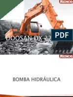 Treinamento Técnico Hidráulica DX225lca