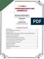 UNIDAD #1 COMPLETA PLANIFICACION CURRICULAR