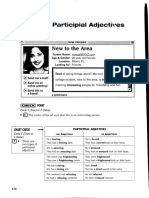 participial adjectives gram exp