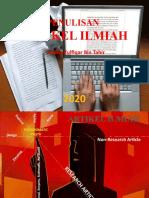 Penulisan Artikel Ilmiah - Amkop