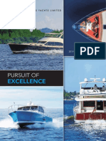 Grand Banks Yachts Limited Annual Report 2019