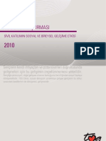 TOG Etki Araştırması 2010