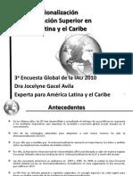 Gacel - 2012 - La Internacionalización de la Educación Superior en América Latina y el Caribe. 3a Encuesta Global de la IAU 2010.pdf