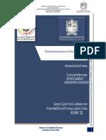 Informe Auditoria al Software Reparto y Asignación de Audiencias