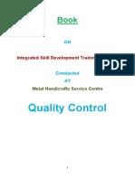 Quality Control bbbb