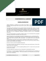 Conferences Information Sheet8