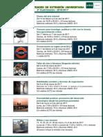 Boletín de Cursos y Actividades 2016-2017_ (2º Cuatrim.)