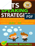 IELTS Speaking Strategies - Rachel Mitchell
