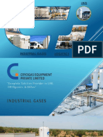 Complete Solution Provider in LNG, Cryogenics & Gases