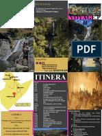 Tri fold Travel Brochure 1