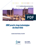 ERDF prend le virage technologique des Smart Grids