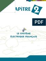 CHAPiTRE 2 LE SYSTÈME ÉLECTRIQUE FRANCAIS,