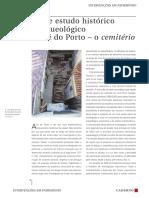 Projecto de Estudo histórico e arqueológico do Porto