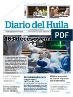 26 Junio Diario del Huila
