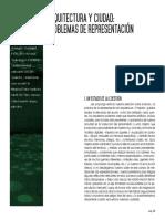 (2018) Arquitectura y ciudad. Problemas de representación.pdf