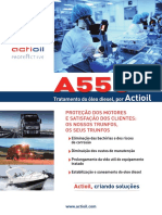 Aditivo Actioil A550-Bresilien