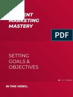 CMM_Goals&Objectives