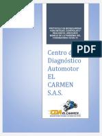 700.4.15 PROTOCOLO DE BIOSEGURIDAD CDA EL CARMEN  V3