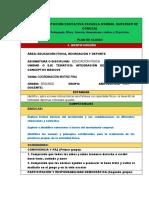 PLAN DE CASES GUIA - PRIMARIA