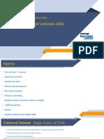 Migration Guide for SAP S4HANA 1809-FICO