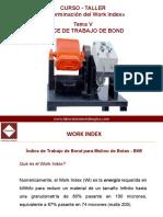 Tema V - ÍNDICE DE TRABAJO DE BOND.pptx