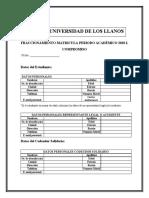 COMPROMISO FRACCIONAMIENTO MATRICULA PERIODO ACADEMICO 2020 I