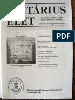 Unitárius Élet 2000-2