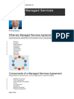 Sample  Managed Services Agreement.docx