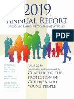 USCCB Report on the Implementation of the Charter for the Protection of Children and Young People May 2020