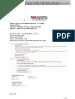 Enterprise Planning & Implement