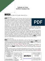 Mvrdv Extra