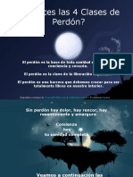 Las 4 clases de Perdon - MH.pps