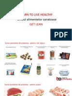 Ghidul Alimentelor Sanatoase - LTLH