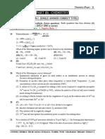 Chemistry Paper - 1 (Question Paper)-7