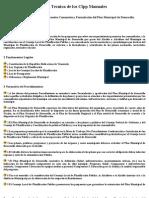 procedimiento de propuestas comunales y formulación del plan municipal de desarrollo