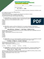 Lista_Exercícios_Estequiometria